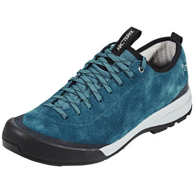Arc'teryx Acrux SL Leather Shoes Men blue